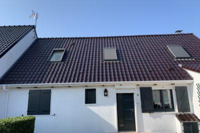 Rénovation d'une toiture – WORMHOUT