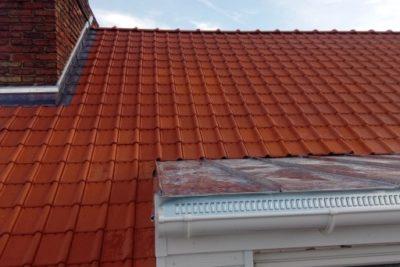 Rénovation d'une toiture – MALO LES BAINS